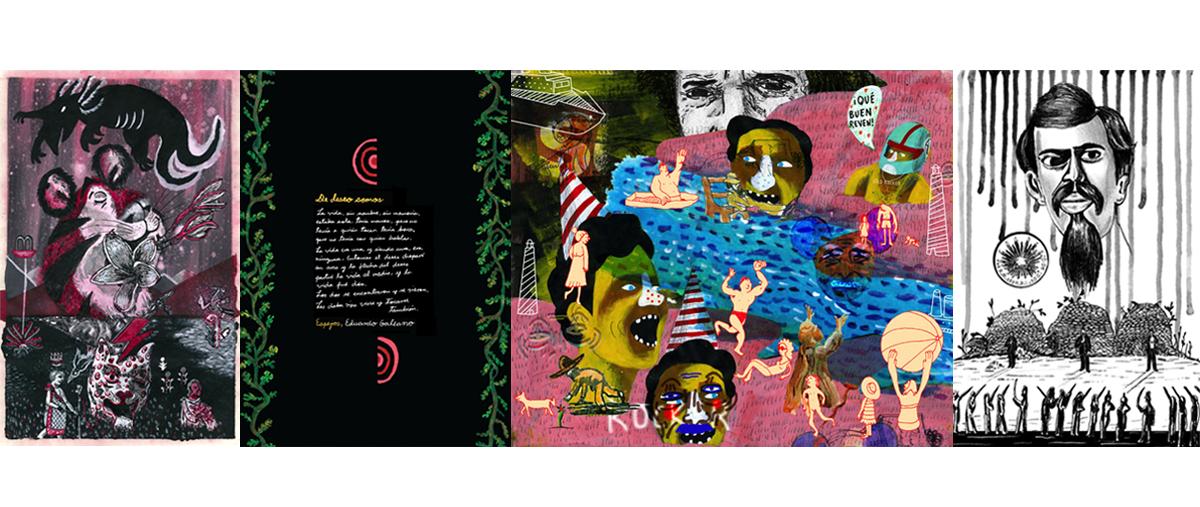 Santiago Robles, Diseño editorial, Ilustración, Dibujo, Invitación, Drawing, Design, Illustration