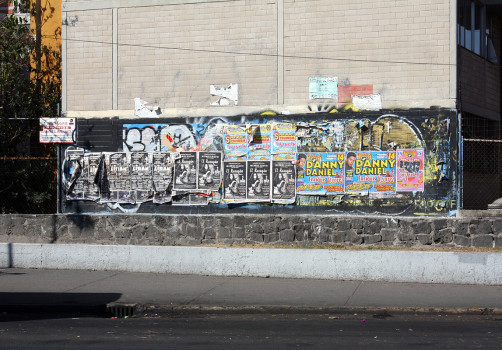 Santiago Robles, Pop Off, Aparición Repentina, Intervención Urbana, Intervención Pictórica, Acción colaborativa, Pintura, Aurora 4