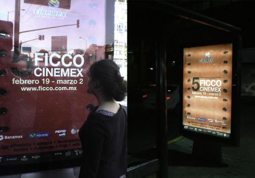 Santiago Robles, Jorge Garnica, Cartel, Poster, Diseño de cartel, Poster design, graphic design, Diseño gráfico, Cinemex, Prize, Winning, Cartel ganador, Concurso, Cinemex, Aplicaciones 3