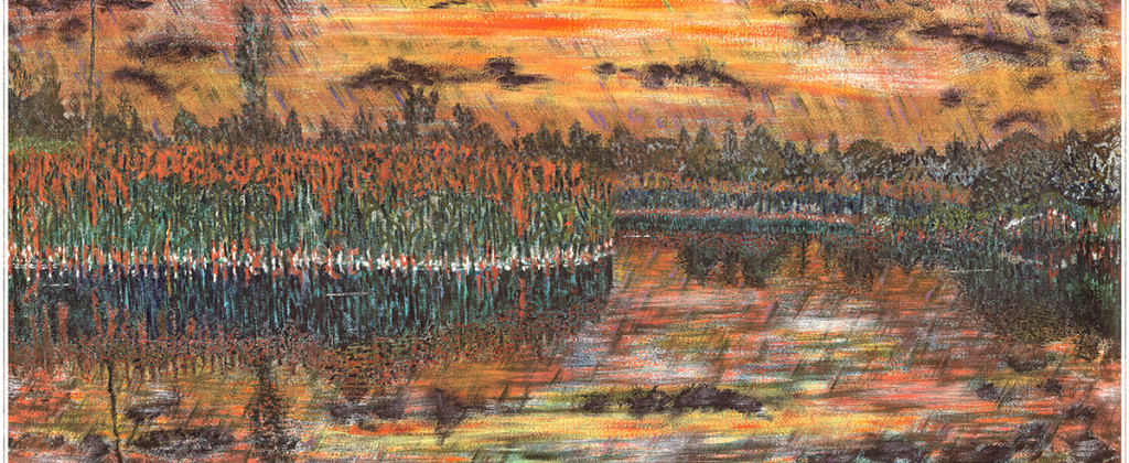 Santiago Robles, Río, Río Natural, Proyecto Ríos naturales, Arte visual, Visual art, Intervención., Pintura, Cartel, Impresión, Intervensionism, Ciudad de México., Cartel, 1