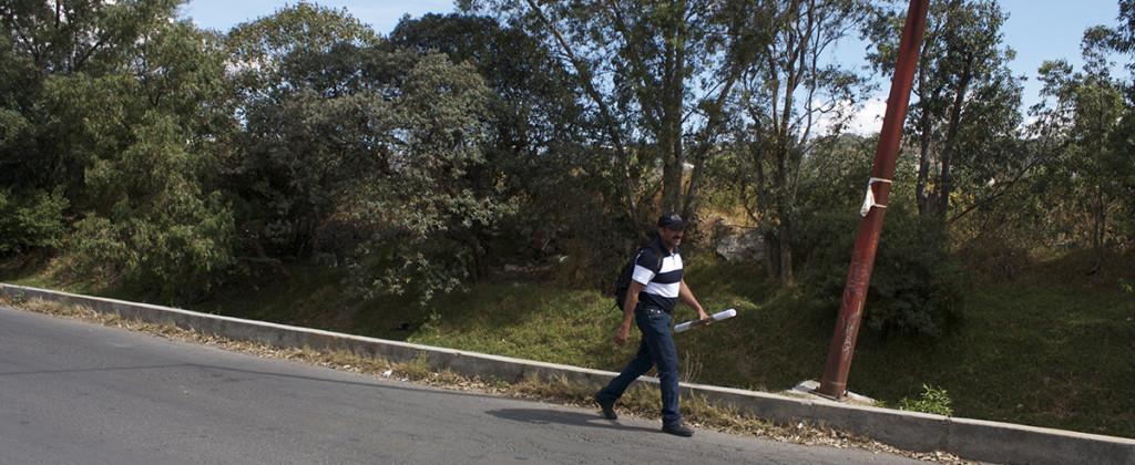 Intervención, Río Santiago, 12
