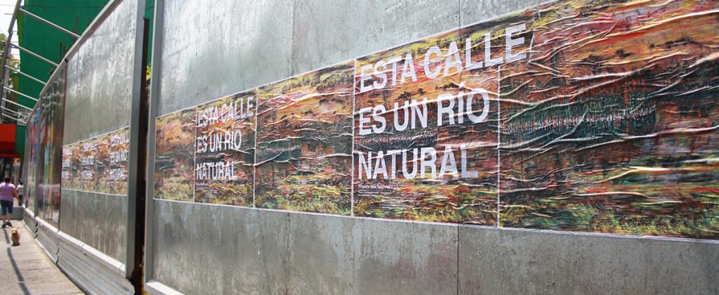 Intervención, Río Churubusco, 10
