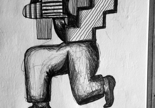 Santiago Robles, Apuntes, bitácoras, bocetos, dibujos, ideas, proyectos, textos, texts, drawing, graphic, sketch, color, gray, black and white, abstract, figurative, binnacle