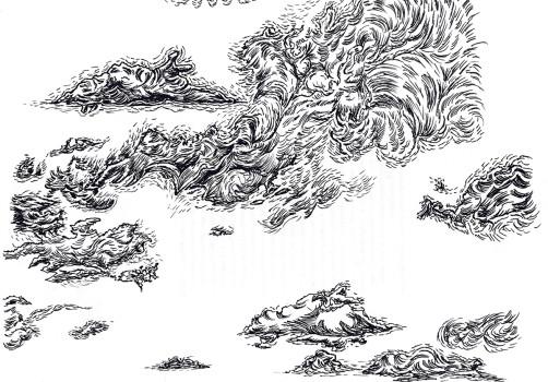 Santiago Robles, dibujo, drawing, grafica, graphic, Grabado, engraving, Marina, Marina con pintora, Tigre Ediciones de México, Calcografía,, chalcography, flor de mayo, remero, sculler, flower, rosa, rose, pintora, painter, The Princeton Vase, Vaso de princeton, blue, azul, añil