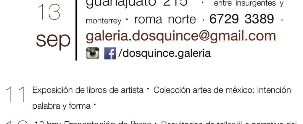Santiago Robles, Libro de Artista, Artes de México, Alejandra Guerrero, El libro de artista y sus intimidades, Cartel, Invitación, Opening, Contemporary art, arte contemporáneo, gráfica