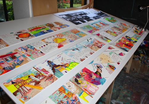 SantiagoRobles, CarpaOrgánicadeLaSoledad, La Merced, CDMX, EspacioPúblico, IntervenciónUrbana, TrabajoSexual, Dispositivo, LaCarpa, PedroOrtizAntoranz, ExTeresa, Pintura, Dibujo, Saloon, Cocina, Alimento, Espacio, Tiempo, Energía, ArteVisual, ArteContemporáneo, Arte, Art, CollaborativeArt, ArteColaborativo, VisualArt, ContemporaryArt, México, Downtown, Violence, Autorretrato, Ideas, Uñas, Entorno, Cocina, Volante, Fotografía, Publicación, Convivio, Reportaje
