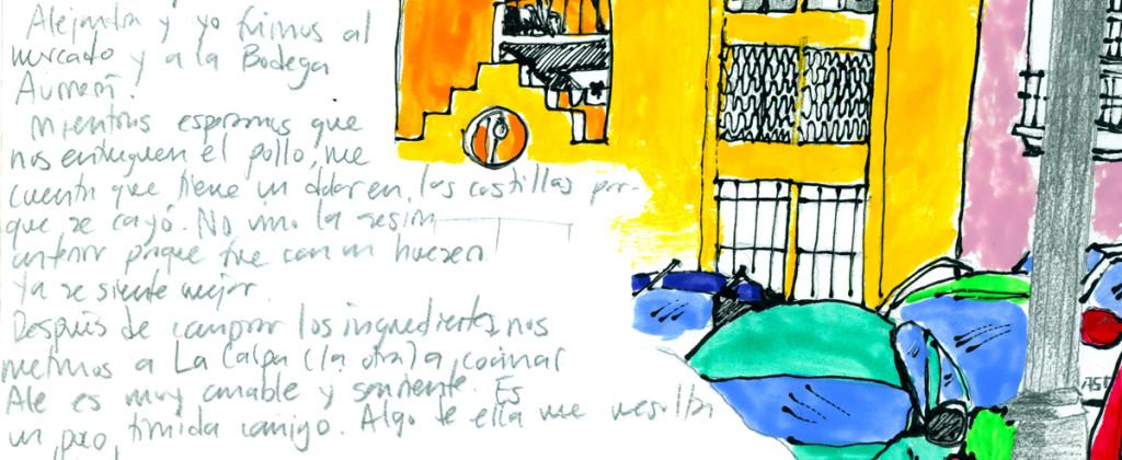 SantiagoRobles, CarpaOrgánicadeLaSoledad, La Merced, CDMX, EspacioPúblico, IntervenciónUrbana, TrabajoSexual, Dispositivo, LaCarpa, PedroOrtizAntoranz, ExTeresa, Pintura, Dibujo, Saloon, Cocina, Alimento, Espacio, Tiempo, Energía, ArteVisual, ArteContemporáneo, Arte, Art, CollaborativeArt, ArteColaborativo, VisualArt, ContemporaryArt, México, Downtown, Violence, Autorretrato, Ideas, Uñas, Entorno, Cocina