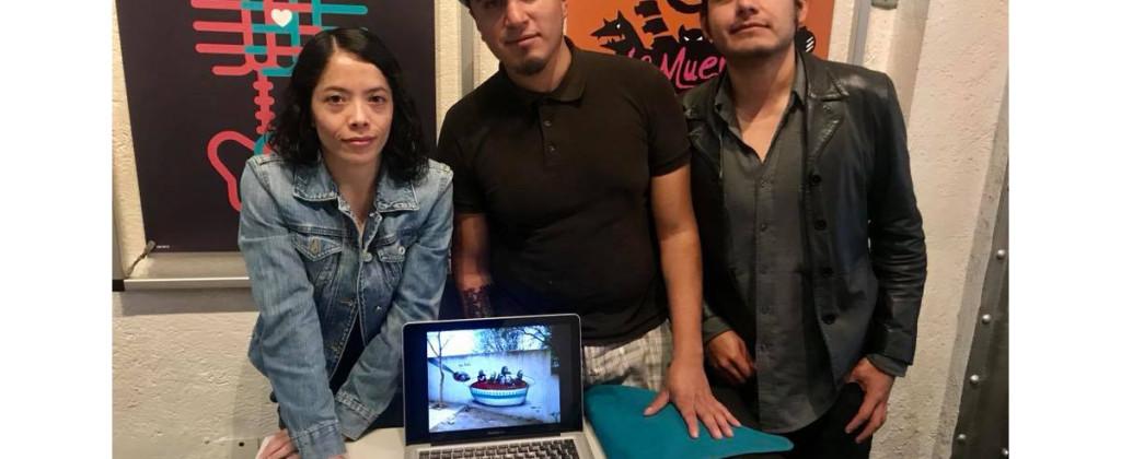 SantiagoRobles, PECDA, Art, Arte, ArteColaborativo, CollaborativeArt, CDMX,