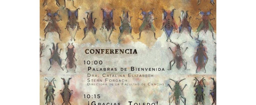 SantiagoRobles, FranciscoToledo, UNAM, Toledo, Arte, ContemporaryArt, Art, VisualArt, Conferencia, FacultaddeCiencias, Talk