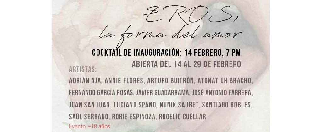 SantiagoRobles, Eros, CerradadelArte, Printing, Print, Color, Graphic, Art, VisualArt, ArteVisual,