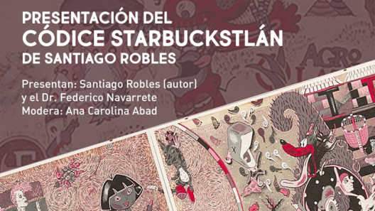 SantiagoRobles, FedericoNavarrete, Starbuckstlan, NochedeMuseos, Grafica, MUNAE, Estampa, SARA, Risografia, Riso, Arte, ContemporaryArt, Arte, Art,