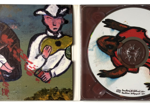 Santiago Robles, Los Utrera, Diseño, Design, Diseño editorial, Ilustración, Illustration, Cd, Album, Record, Son jarocho, Son , Para curar un dolor