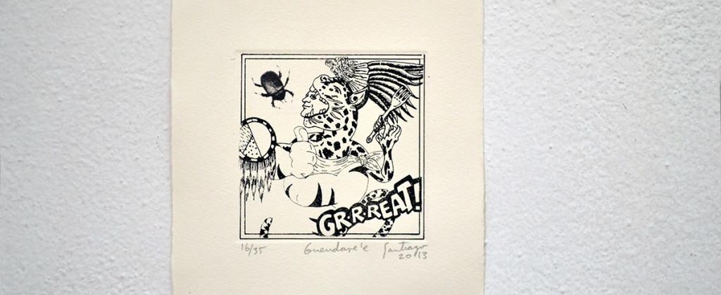 Códice, Exhibition, Exposición, Gráfica, Graphic, Mural, Visual Art, Arte Visual, Libro Arte, Art Book, Libro de Artista, Oaxaca, 12