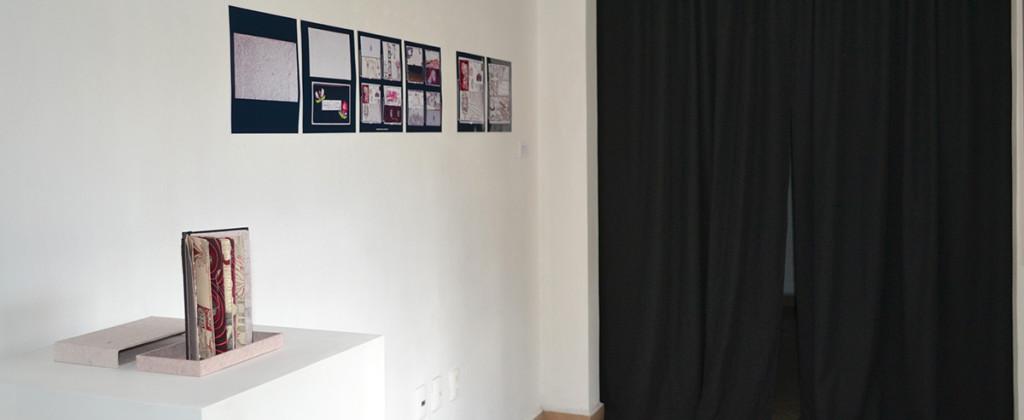 Códice, Exhibition, Exposición, Gráfica, Graphic, Mural, Visual Art, Arte Visual, Libro Arte, Art Book, Libro de Artista, Oaxaca, Sometimes Red is a Red Red Rose 2