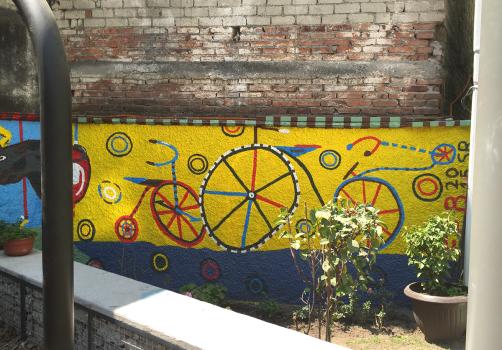 Santiago Robles, Jardín Tepaneca, Mural, Azcapotzalco, Pintura, Vecinos, Resultados 15
