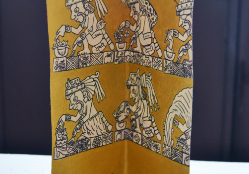 Códice, Exhibition, Exposición, Gráfica, Graphic, Mura, Visual Art, Arte Visual, Libro Arte, Art Book, Libro de Artista, Oaxaca, 14