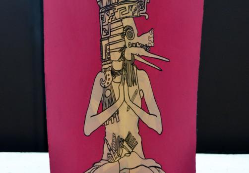 Códice, Exhibition, Exposición, Gráfica, Graphic, Mura, Visual Art, Arte Visual, Libro Arte, Art Book, Libro de Artista, Oaxaca, 16
