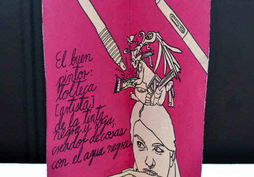 Códice, Exhibition, Exposición, Gráfica, Graphic, Mura, Visual Art, Arte Visual, Libro Arte, Art Book, Libro de Artista, Oaxaca, 17