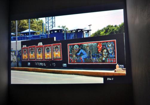 Códice, Exhibition, Exposición, Gráfica, Graphic, Mura, Visual Art, Arte Visual, Libro Arte, Art Book, Libro de Artista, Oaxaca, 28