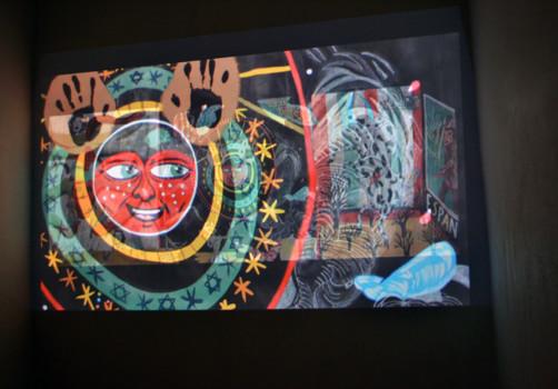 Códice, Exhibition, Exposición, Gráfica, Graphic, Mura, Visual Art, Arte Visual, Libro Arte, Art Book, Libro de Artista, Oaxaca, 31