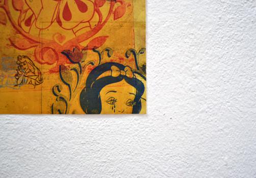 Códice, Exhibition, Exposición, Gráfica, Graphic, Mural, Visual Art, Arte Visual, Libro Arte, Art Book, Libro de Artista, Oaxaca, 43