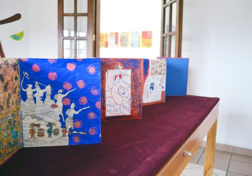 Códice, Exhibition, Exposición, Gráfica, Graphic, Mural, Visual Art, Arte Visual, Libro Arte, Art Book, Libro de Artista, Oaxaca, 44