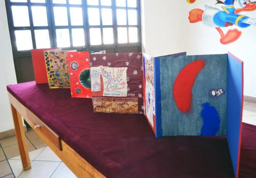 Códice, Exhibition, Exposición, Gráfica, Graphic, Mura, Visual Art, Arte Visual, Libro Arte, Art Book, Libro de Artista, Oaxaca, 42