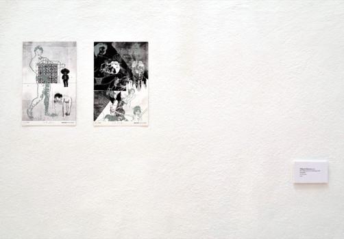 Códice, Exhibition, Exposición, Gráfica, Graphic, Mural, Visual Art, Arte Visual, Libro Arte, Art Book, Libro de Artista, Oaxaca, 55