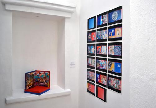 Códice, Exhibition, Exposición, Gráfica, Graphic, Mural, Visual Art, Arte Visual, Libro Arte, Art Book, Libro de Artista, Oaxaca, 56