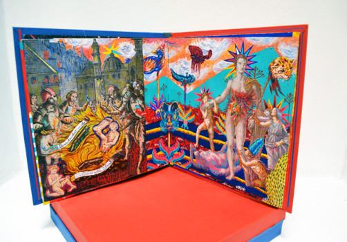 Códice, Exhibition, Exposición, Gráfica, Graphic, Mural, Visual Art, Arte Visual, Libro Arte, Art Book, Libro de Artista, Oaxaca, 57