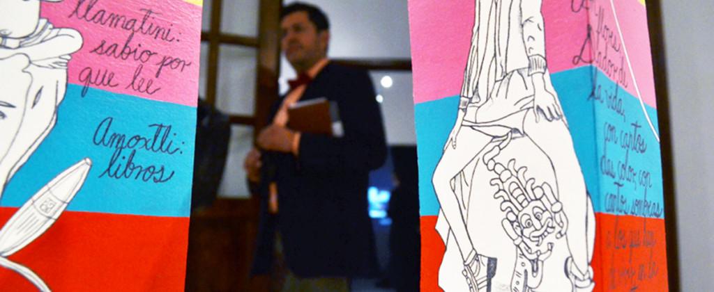 Códice, Exhibition, Exposición, Gráfica, Graphic, Mura, Visual Art, Arte Visual, Libro Arte, Art Book, Libro de Artista, Oaxaca, 56
