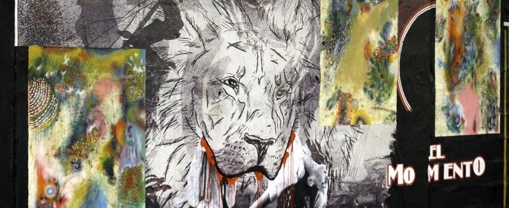Santiago Robles, Pop Off, Aparición Repentina, Intervención Urbana, Intervención Pictórica, Acción colaborativa, Pintura, Painting, Interventionism, Playa-En el mar 7