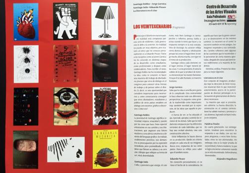 Transporte Colectivo, Icograda, Diseño de cartel, Poster, Poster Design, La Habana, Cuba, Design Culture, Santiago Robles, Centro de Desarrollo de las Artes Visuales, Catálogo 2