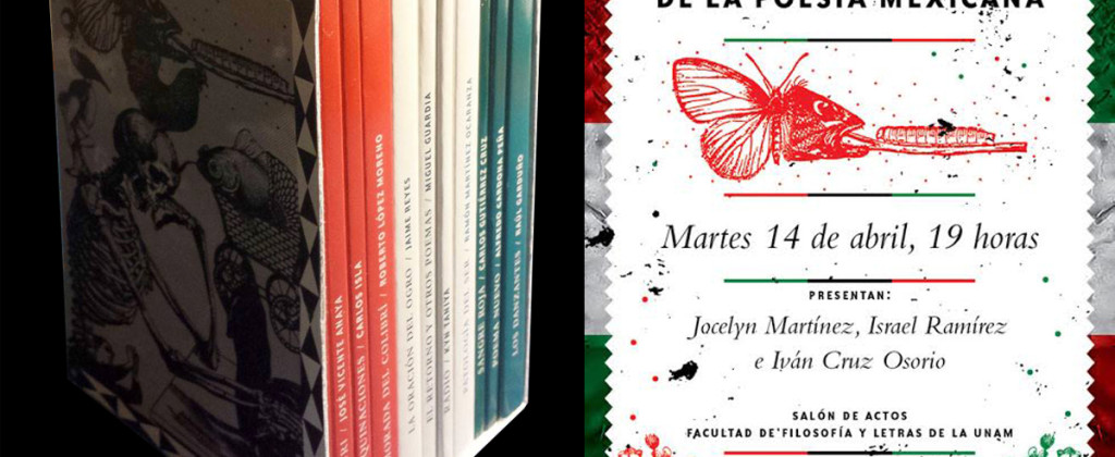 Malpaís Ediciones, Archivo Negro de la Poesía Mexicana, Literatura, Poesía, Colección, Editorial autogestiva 2