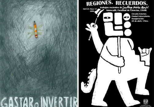 Transporte Colectivo, Icograda, Diseño de cartel, Poster, Poster Design, La Habana, Cuba, Design Culture, Santiago Robles 1