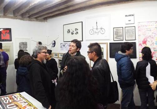 Exposición La Trampa, 1