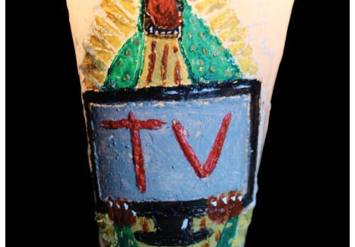 Santiago Robles, Diseño, Diseño de cartel, Ilustración, Design, Poster Design, Illustration, 12 Vírgenes de Guadalupe, Virgen, TV