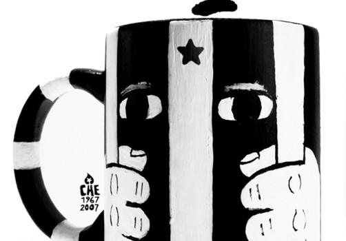 Santiago Robles, Diseño, Diseño de cartel, Ilustración, Design, Poster Design, Illustration, Che Guevara, 1967-2007