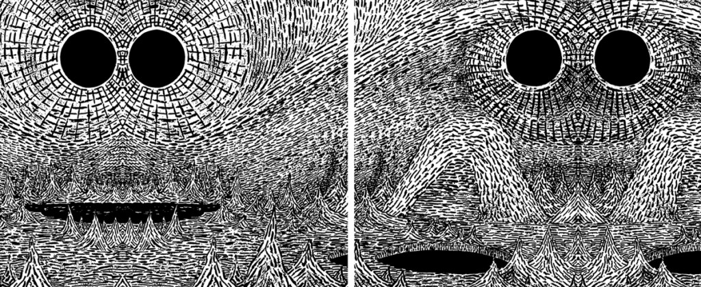 Santiago Robles, El Infierno y sus tormentos, Malpaís Ediciones, Rafael Martínez, Roberto Bellarmino, Dante, Galileo Galilei, Edición, Ilustración, Diseño gráfico, diseño editorial, Gabriela Astorga, Benjamín Morales, Santiago Solís,, 2