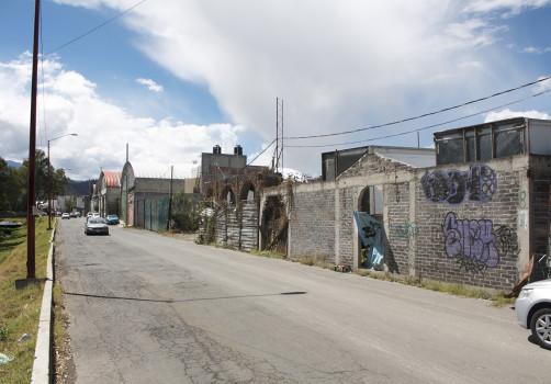 Intervención, Río Santiago, 1