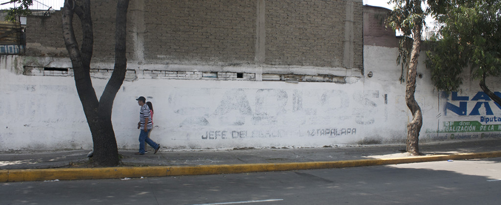 Intervención, Río Churubusco, 1