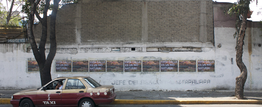 Intervención, Río Churubusco, 5