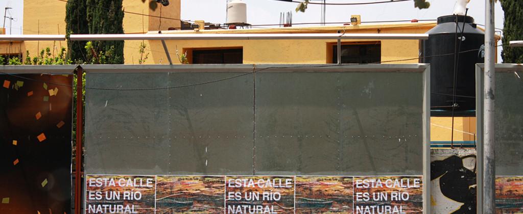 Intervención, Río Churubusco, 9