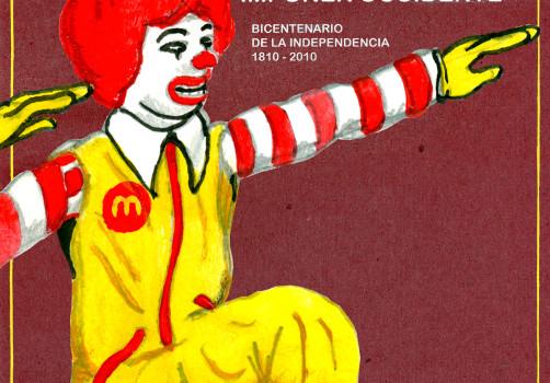 Santiago Robles, Diseño, Diseño de cartel, Ilustración, Design, Poster Design, Illustration, Bicentenario de la Independencia 1810 - 2010, José Manuel Morelos