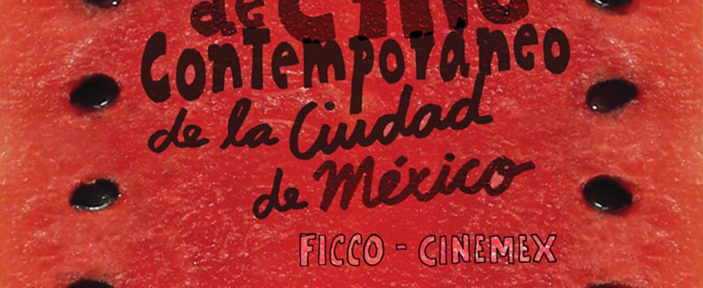 Santiago Robles, Diseño, Diseño de cartel, Ilustración, Design, Poster Design, Illustration, 5º Festival Internacional de Cine Contemporáneo de la Ciudad de México, FICCO - CINEMEX, Jorge Garnica
