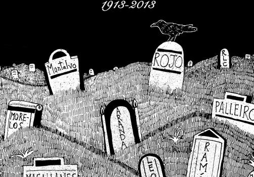 Santiago Robles, Diseño, Diseño de cartel, Ilustración, Design, Poster Design, Illustration, Posada, 1913 - 2013, Vicente Rojo, Puebla