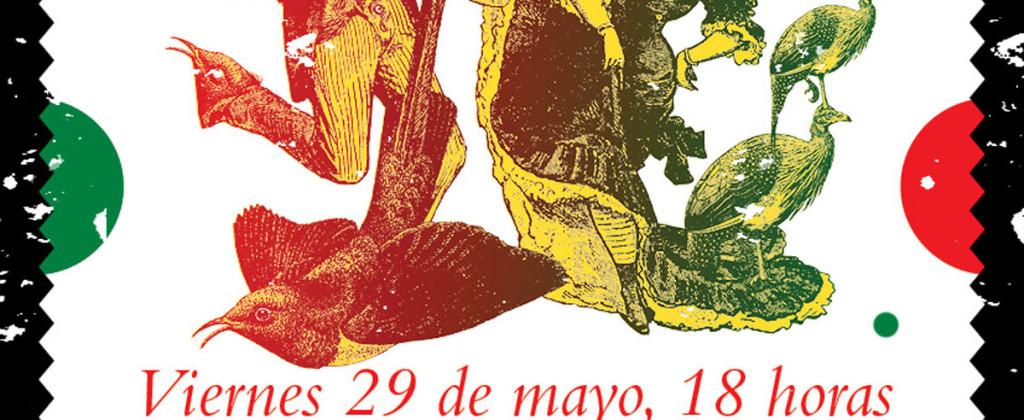 Santiago Robles, Malpaís Ediciones, Archivo Negro de la Poesía Mexicana, Santiago Solís, Gabriela Astorga, Iván Cruz Osorio, Museo de Arte Contemporáneo Alfredo Zalce, Morelia, Michoacán, Poesía Mexicana, FONCA, CONACULTA, Seminario de Poesía Mexicana Contemporánea