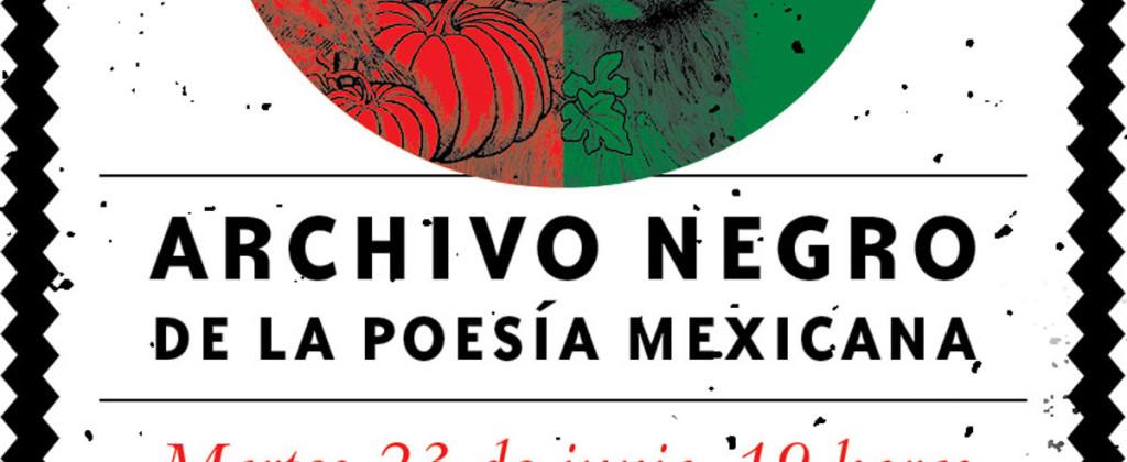 Santiago Robles, Malpaís Ediciones, Archivo Negro de la Poesía Mexicana, Evodio Escalante, Javier Raya, Benjamín Morales, Casa del Poeta, Ramón López Velarde, Poesía