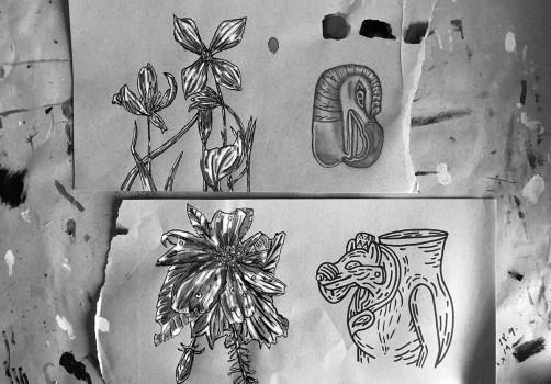 Santiago Robles, Dibujo, Drawing, Illustration, Ilustracion, Gráfica, Graphic, Object, objeto, Color, Editorial, Graphic design, Diseño gráfico, Art, Arte