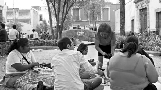 SantiagoRobles, SeisComidas, Intervencion, Publico, EspacioPublico, ArteColaborativo, Colaboracion, Comunidad, Arte, ContemporaryArt,